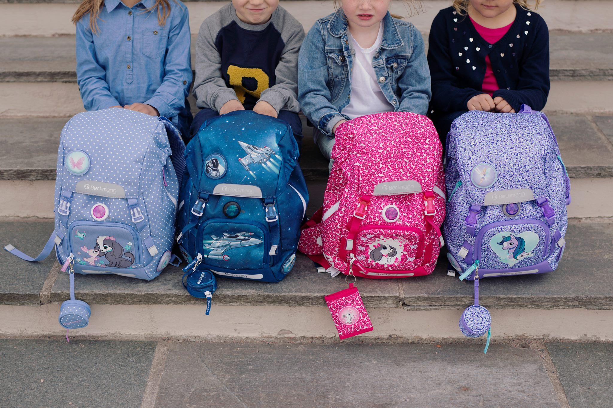 Už máte pro vašeho prvňáčka vybraný školní batoh  - Hezký dětský nábytek 7b6884e808
